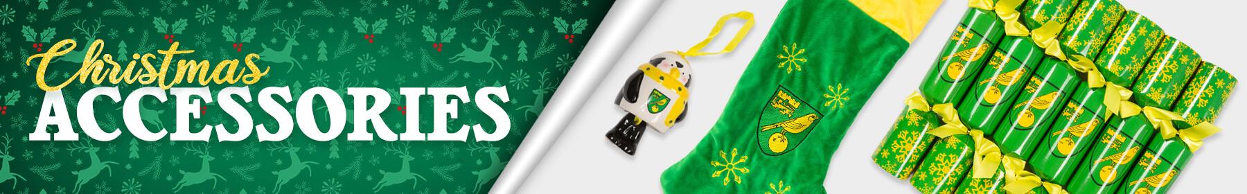 Christmas Accessories - Shop Now!