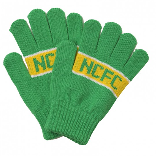 Adult Jacquard Gloves