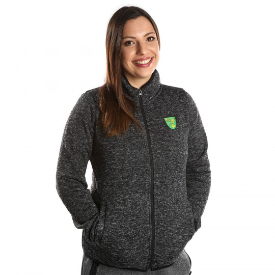 Ladies Knitted Fleece