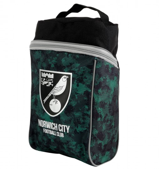 Reflective Crest Boot Bag
