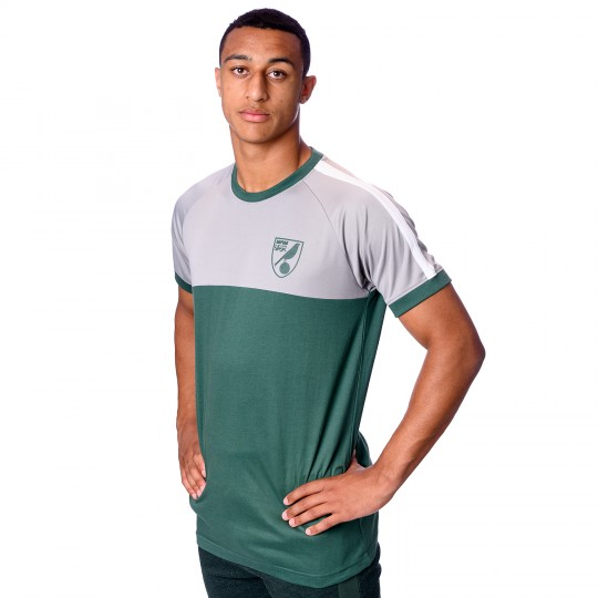 Adult Green Crest T-Shirt