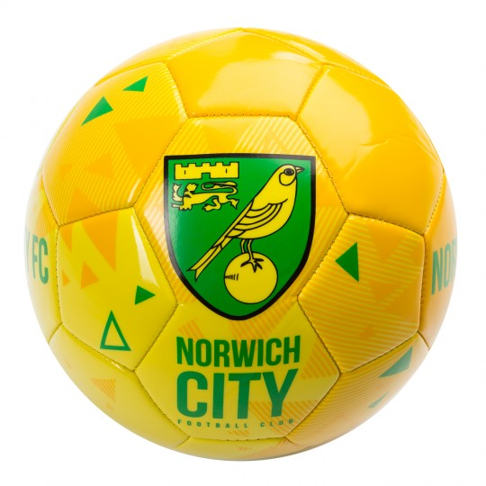 Yellow Football - Size 5
