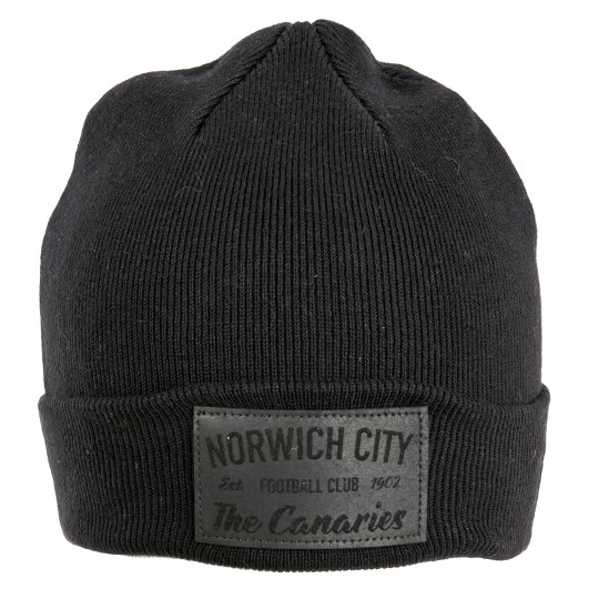 New Era Patch Cuff Knit