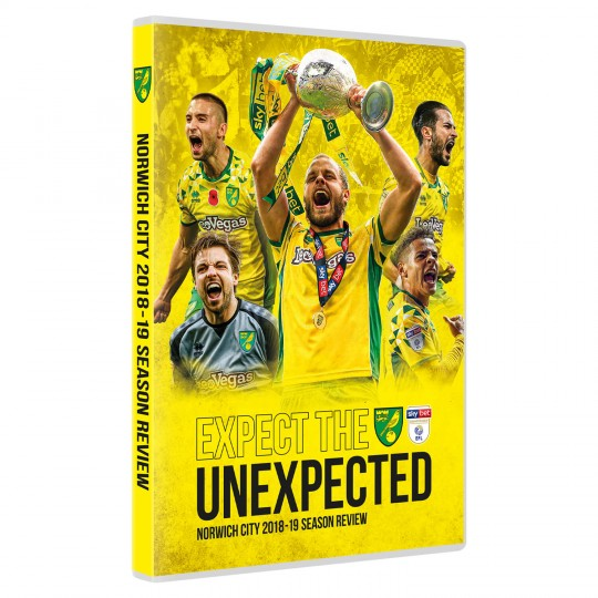 2018/19 Season Review DVD