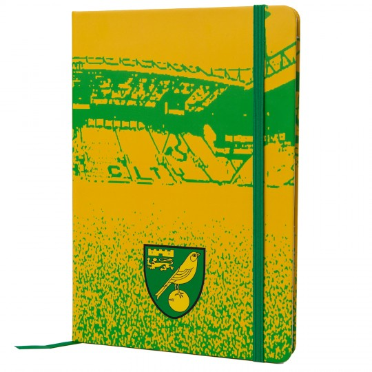 A5 Stadium Notepad