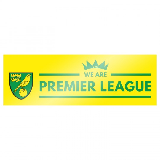 Premier League Car Sticker