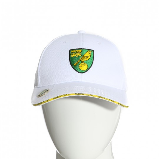 Golf Cap with Ball Marker