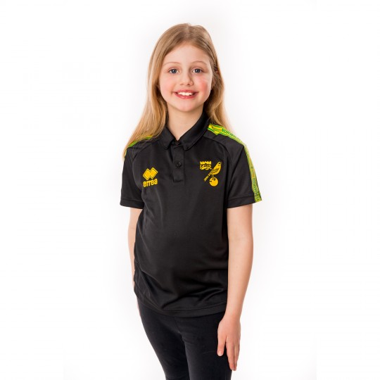 Youth Stripe iD Polo