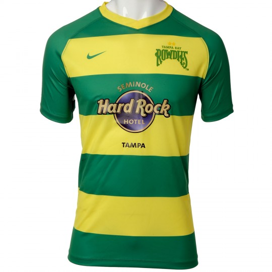 2019-20 Rowdies Adult Home Shirt
