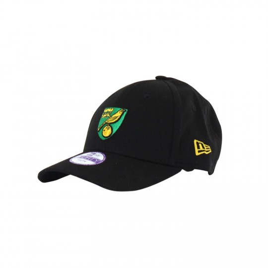New Era Youth Black Crest 9Forty