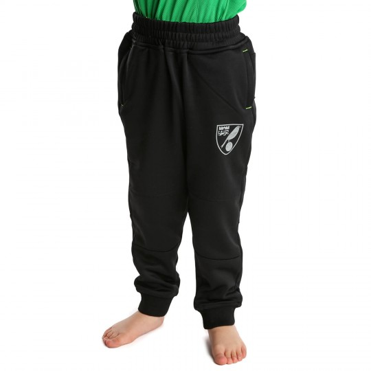 Kids Track Trouser Black