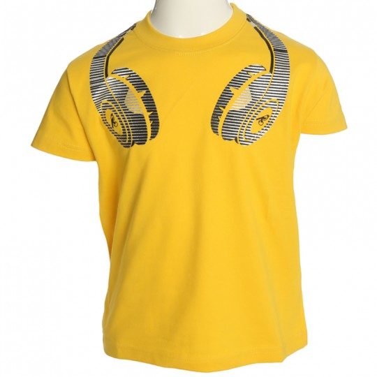 Alvin T-Shirt Yellow