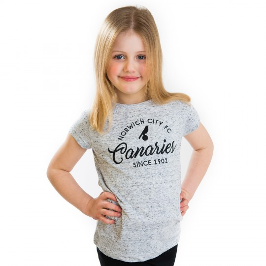 Girls Canaries T-Shirt