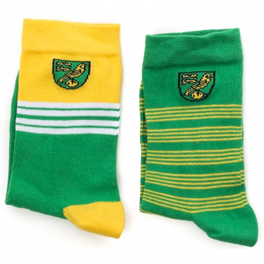 2-Pack Youth Socks