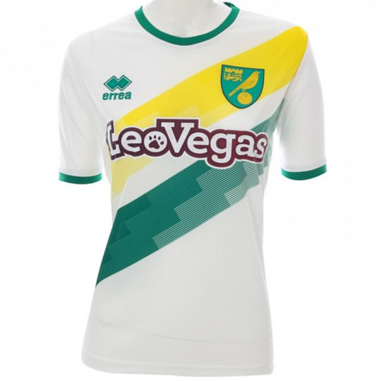 2018-19 Ladies Away Shirt