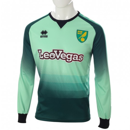 2018-19 Adult Green GK Shirt