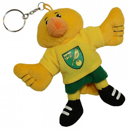 Mini Mascot Toy Keyring