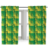 Crest Fade Curtains 54 Inches