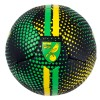 Yellow and Green Dot Football - Size 5