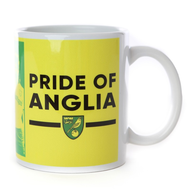 Pride of Anglia Mug