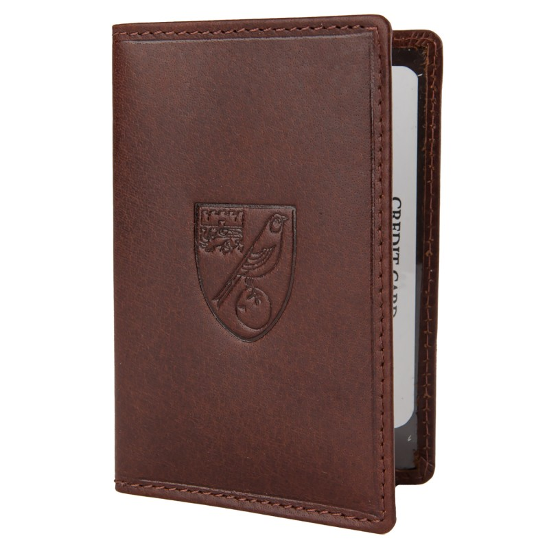 Leather Season Ticket Wallet