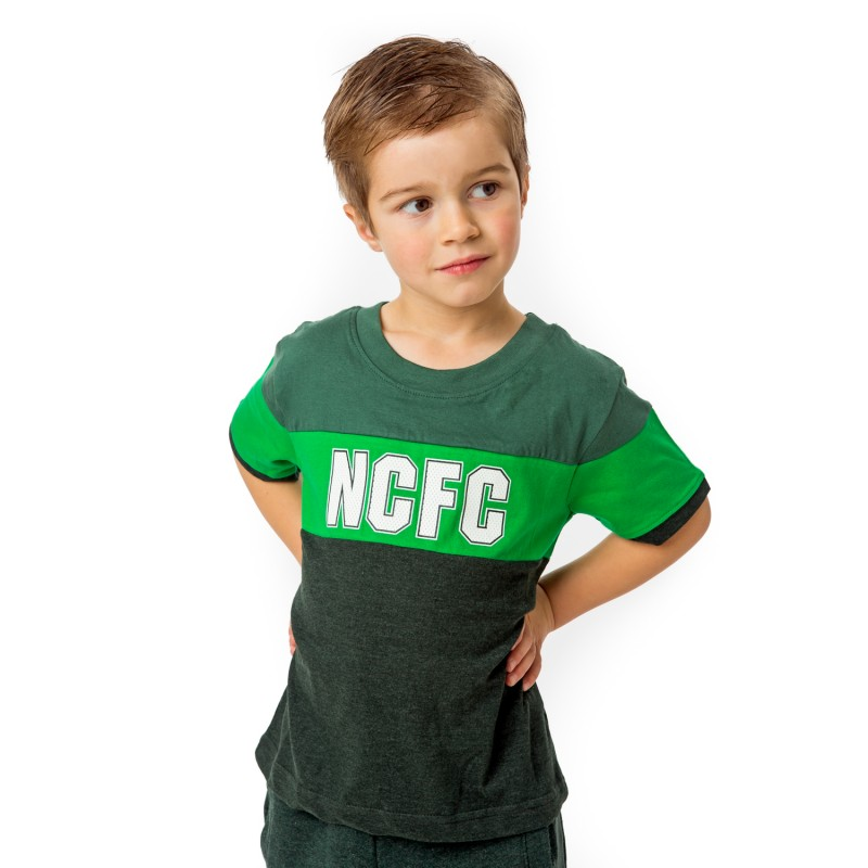 Kids NCFC Dot T-Shirt