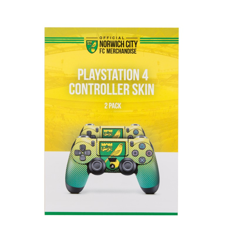 PS4 Controller Skin 2 pack