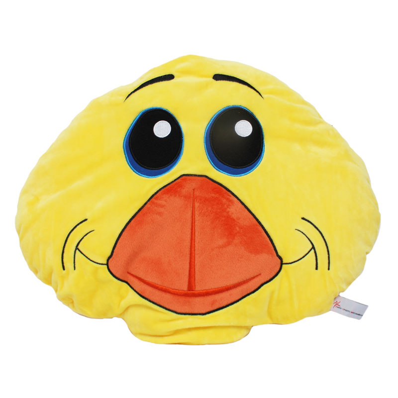 Captain Canary Cushion