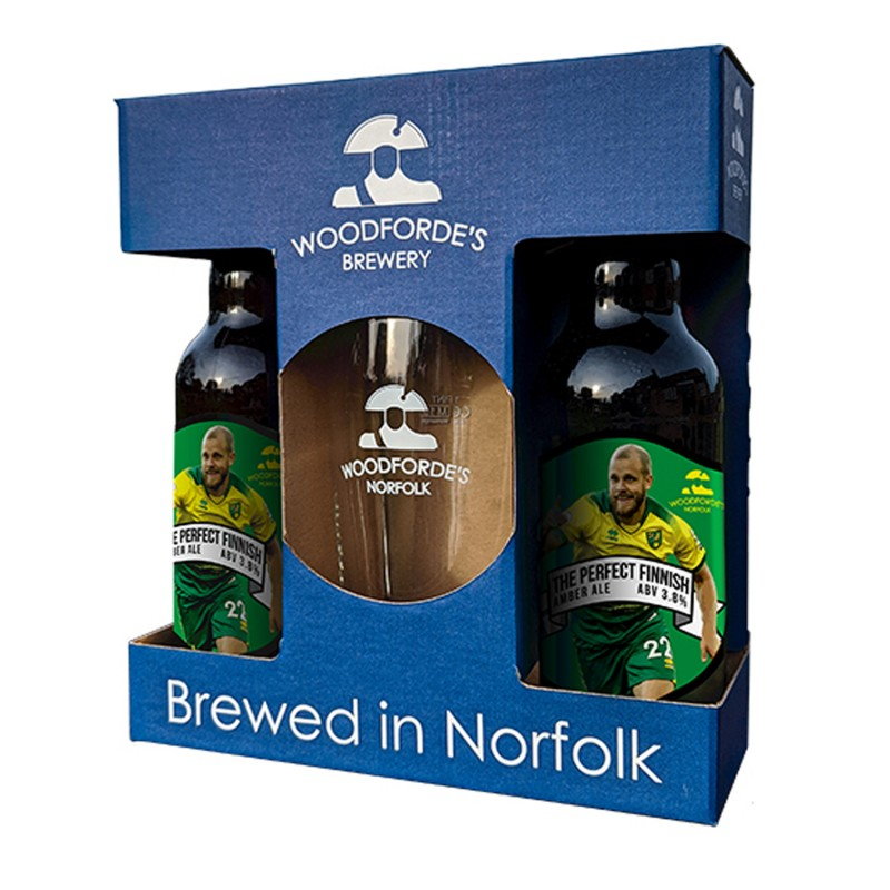 Woodforde\'s The Perfect Finnish Gift Set