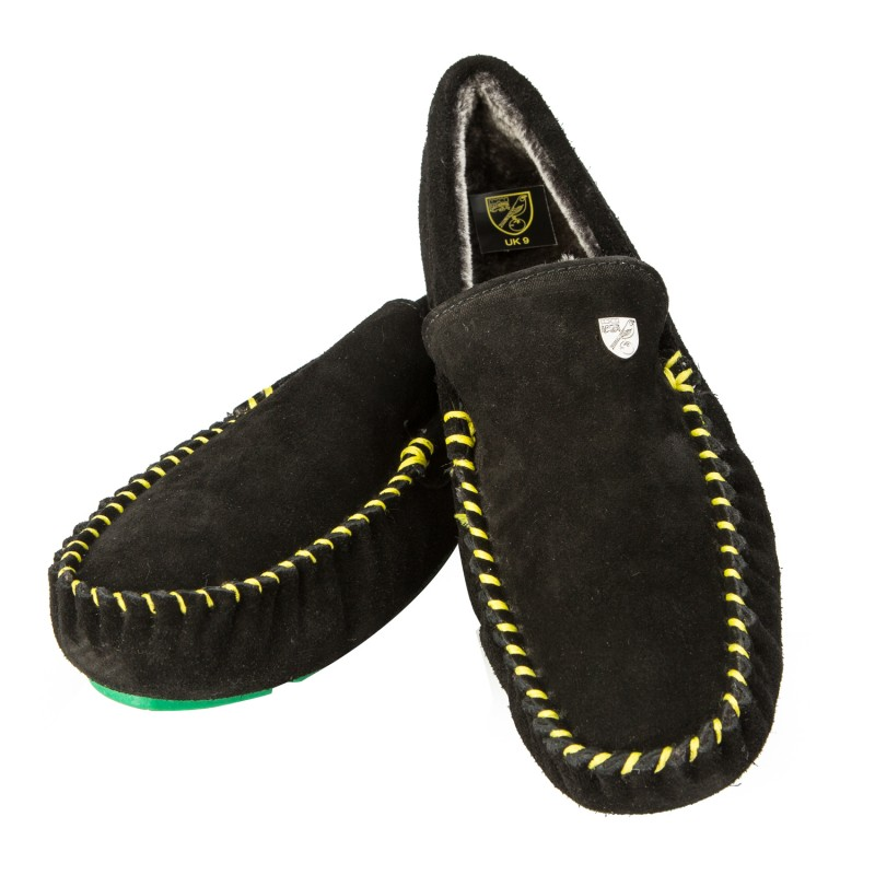 Mens Driver Slipper