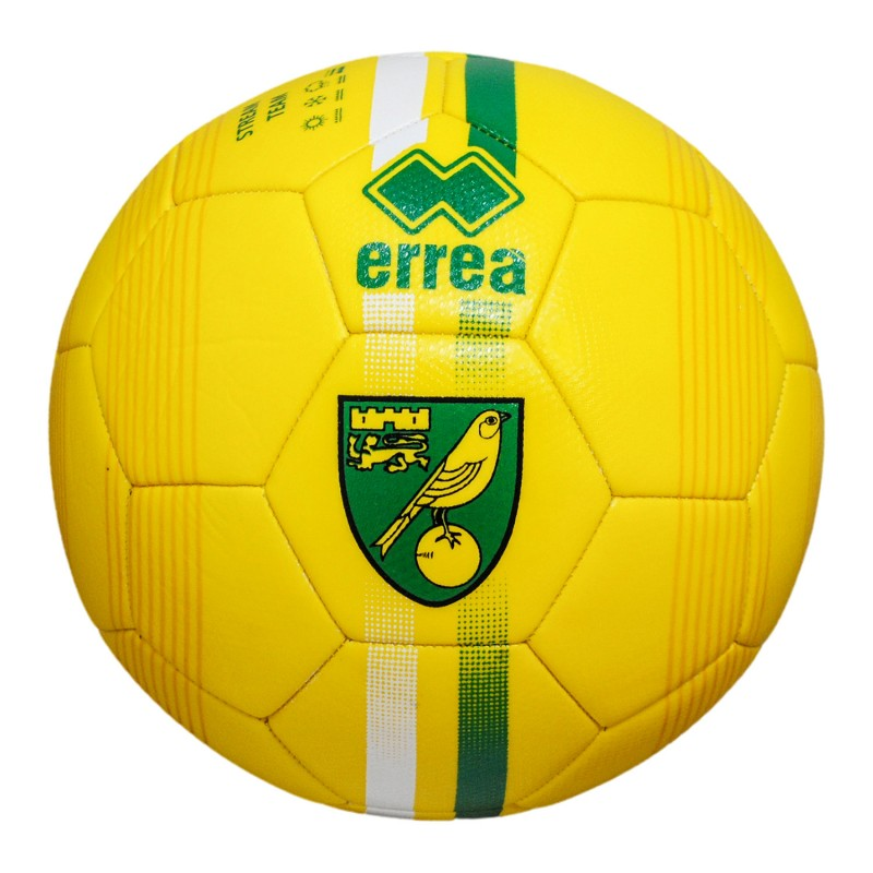 Yellow Geo Football - Size 5