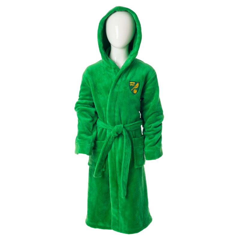 Kids Luxury Dressing Gown