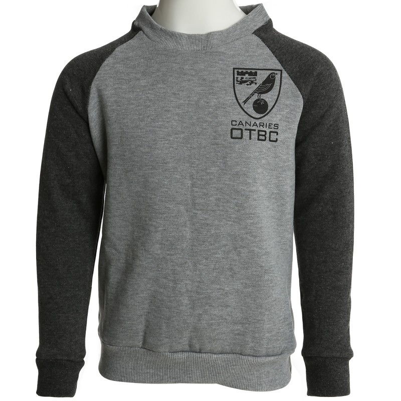 Child Crew Neck Crest Jumper