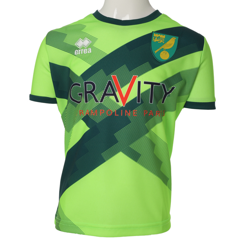 2018-19 Mini Third Shirt