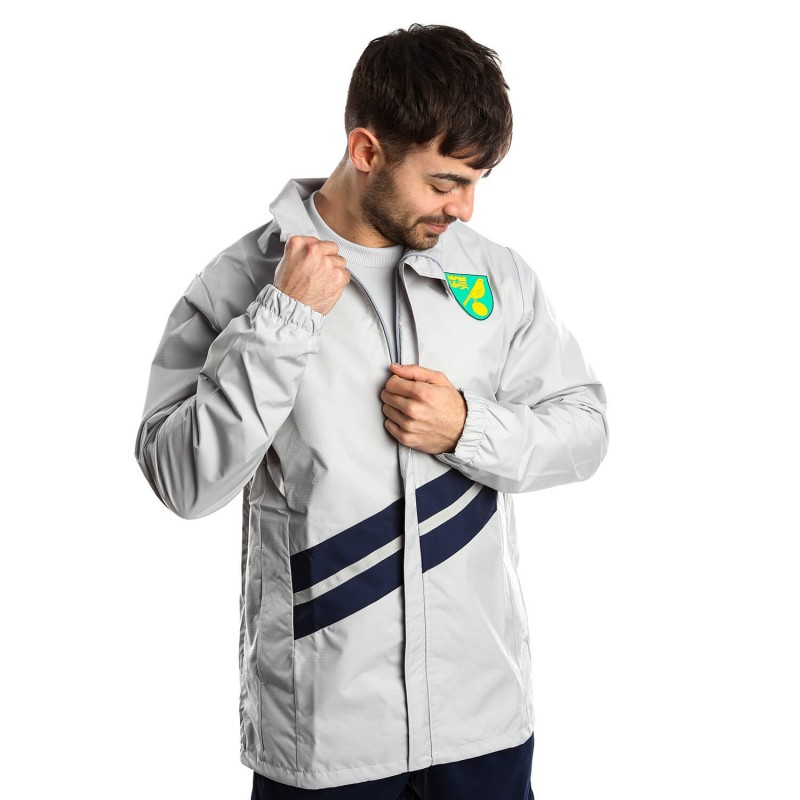 2018-19 Youth Pre-Season Staff Rain Jacket