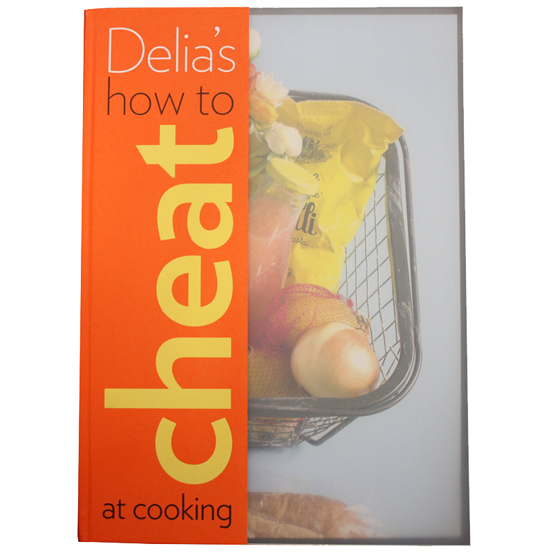 Delia How to Cheat Book