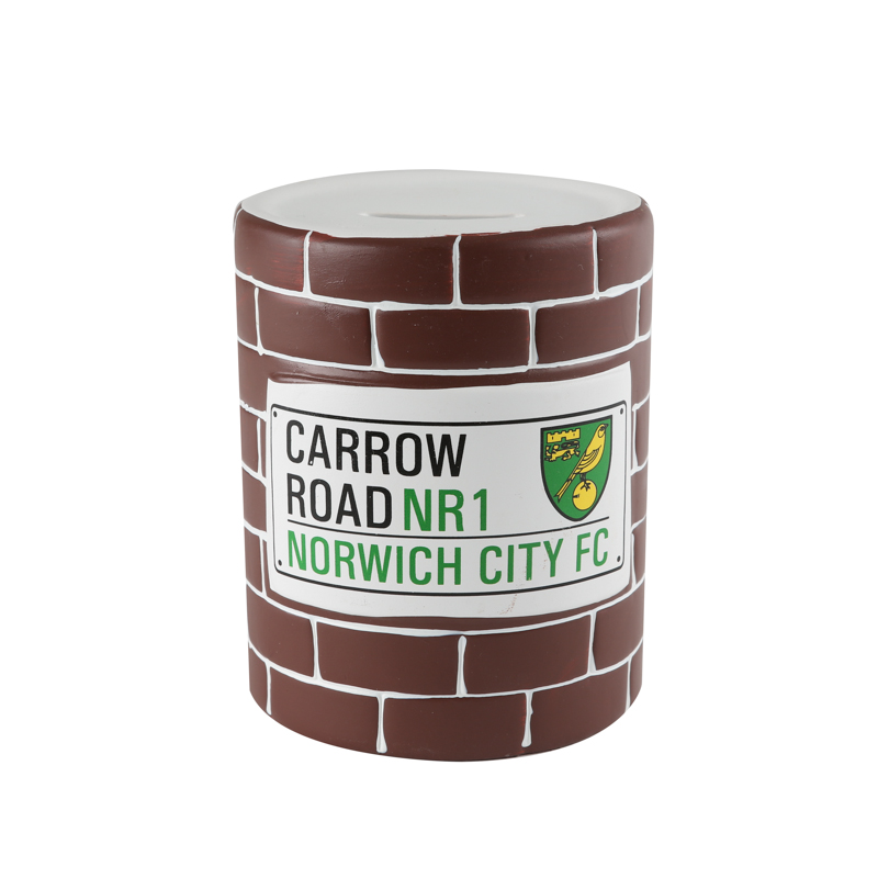 Brick Wall Money Box