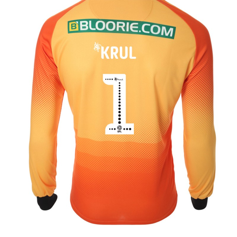 2018-19 Adult Orange GK Shirt